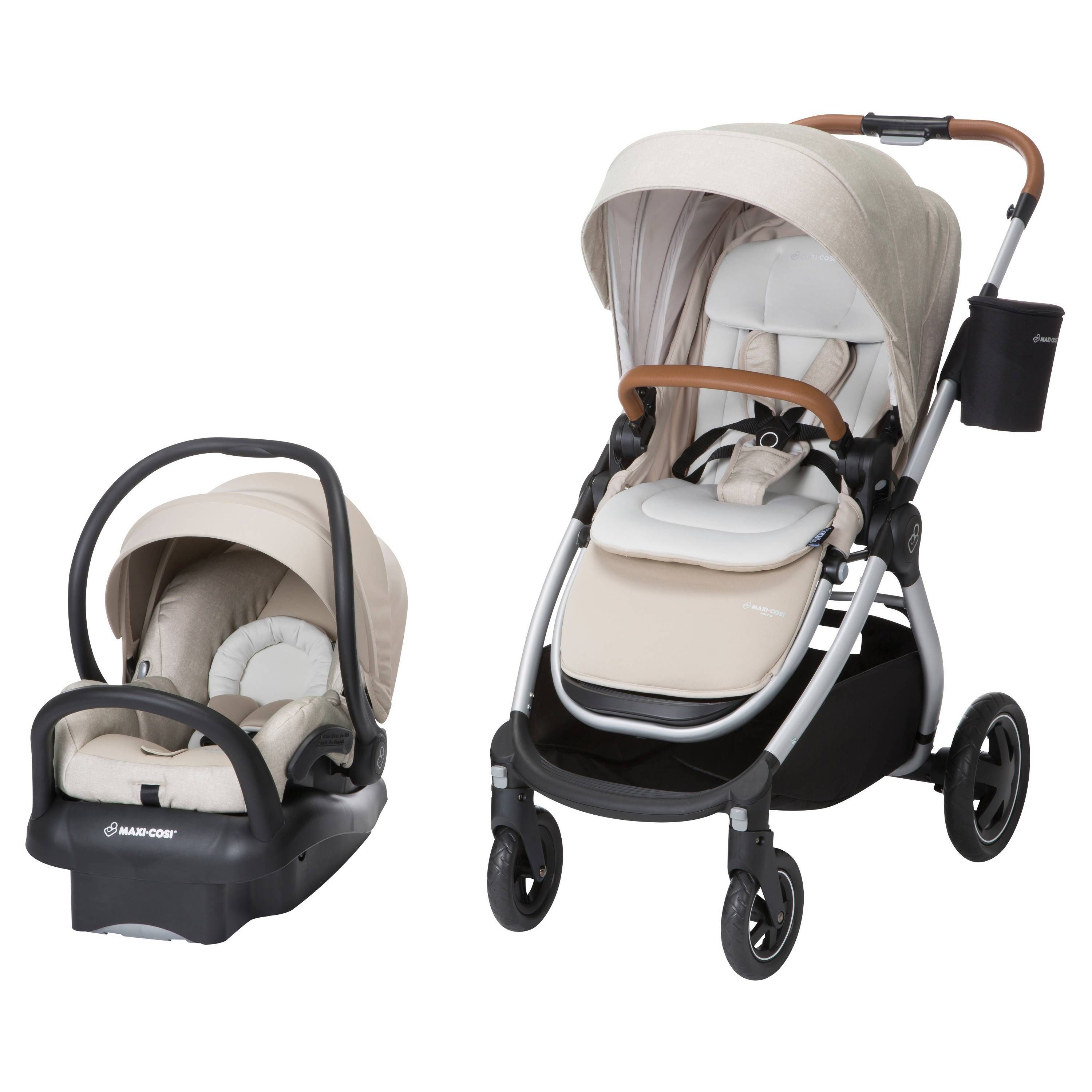 Lalo The Daily with Newborn Kit, Moon Stroller, Stroller