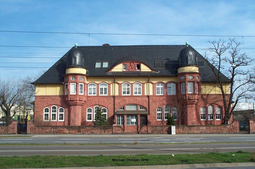 alte Villa in Mannheim OT Waldhof Mannheim