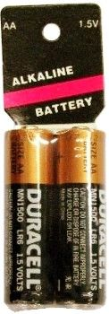 Duracell Mn1500 Aa 2 Mini Shrink 2 Pack Repacked Batteries Duracell Duracell Batteries Rechargeable Batteries