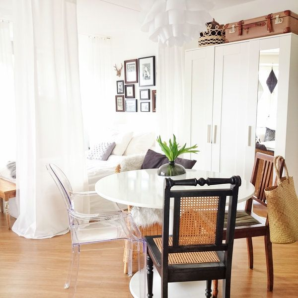 Esszimmer Fur Kleine Wohnungbg. ashley ella design the nest \\/\\/ diy ...