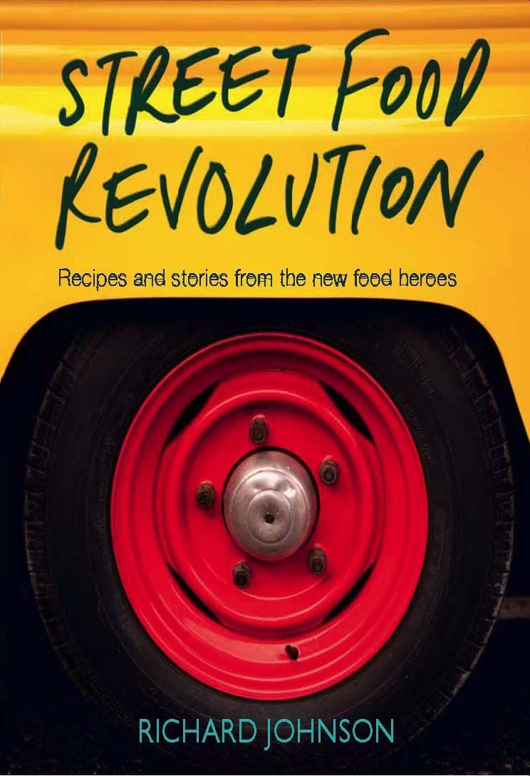 Check Stoats out in 'Street Food Revolution' by Richard Johnson - a fantastic publication with great photography, featuring our very own porridge trailer and Tony Stone...