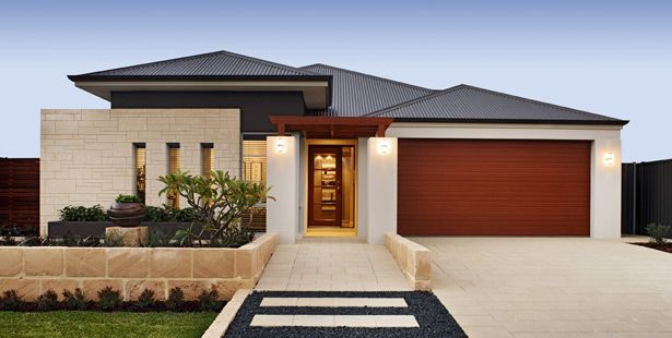 affordable living display homes the aria visit wwwlocalbuilderscomau - Modern Display Homes