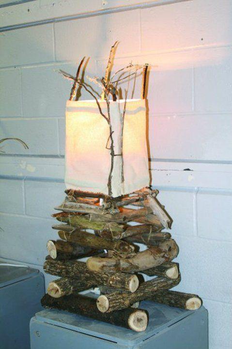 Organic Lamp#For Sale#$200