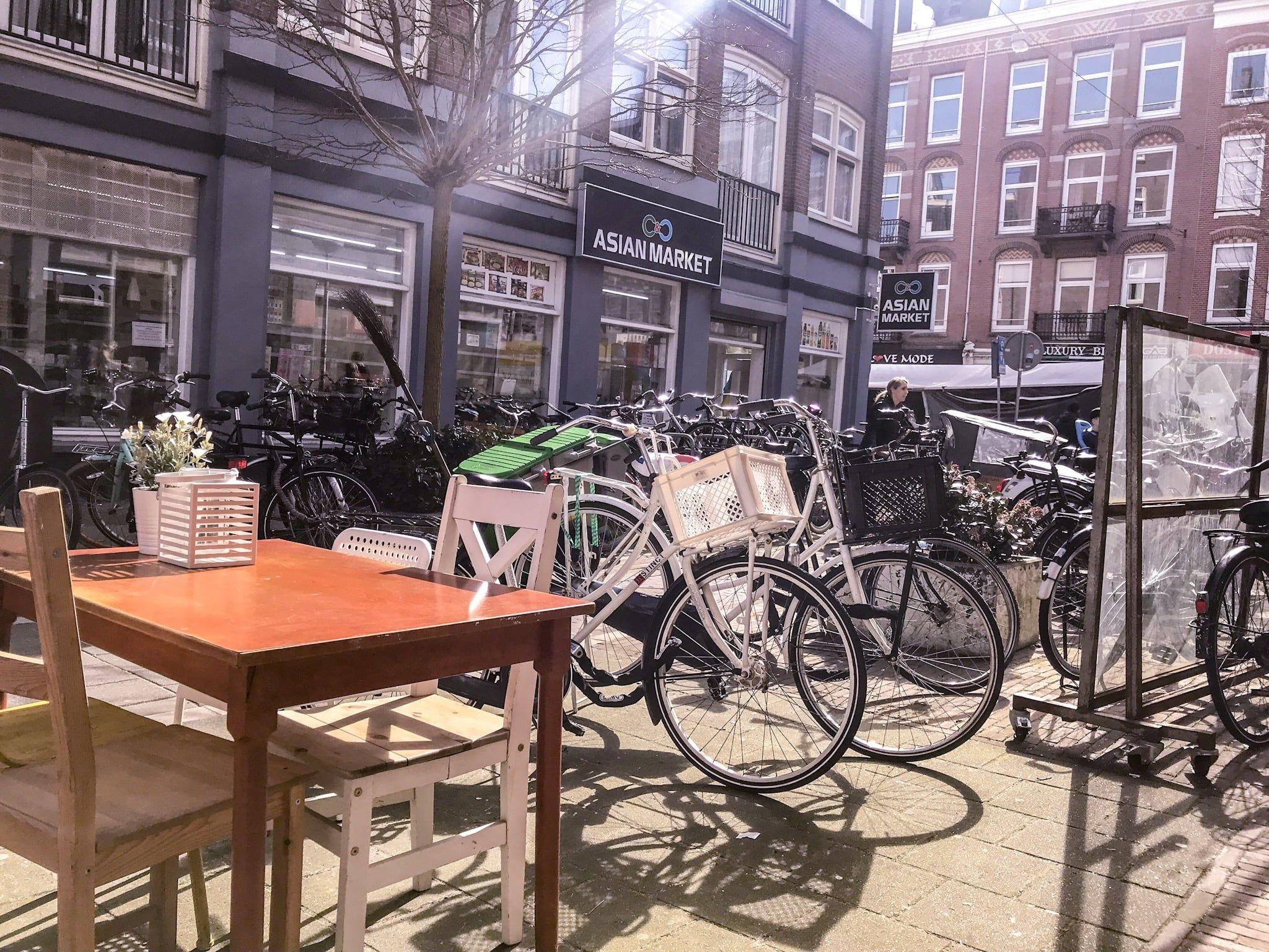 Albert Cuypmarkt Der größte Markt Amsterdams   thetinyflamingo ...