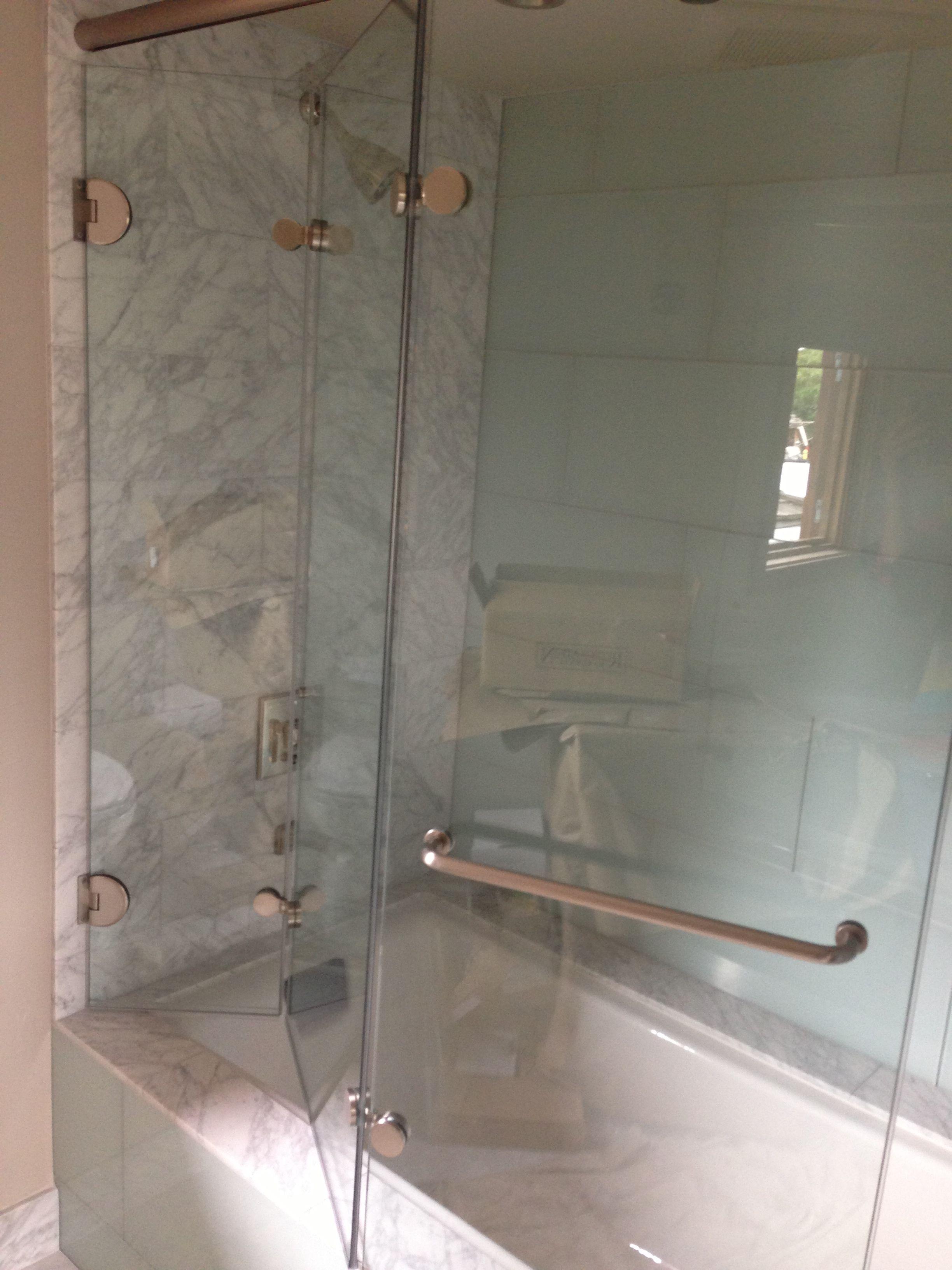 Kids Bathroom Wilson Bi Fold Shower Door Opening Bifold