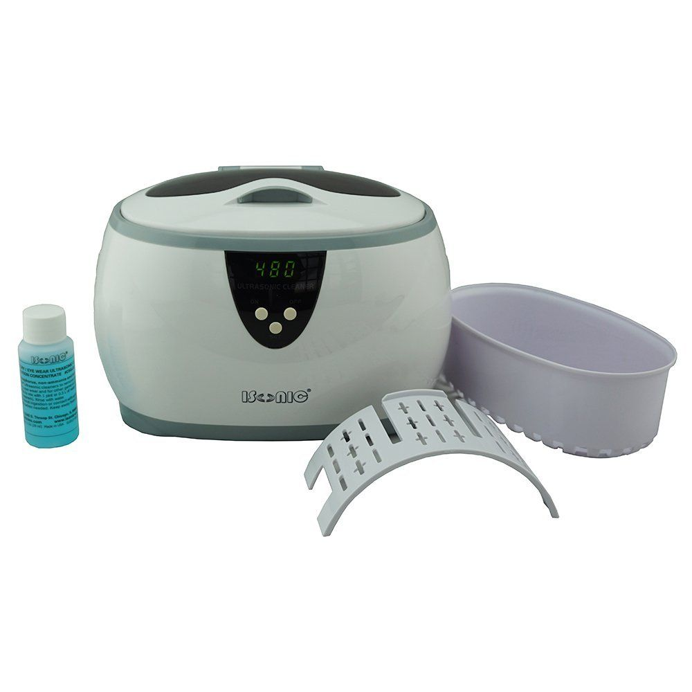 For Sale Isonic D3800a Digital Ultrasonic Cleaner For Jewelry