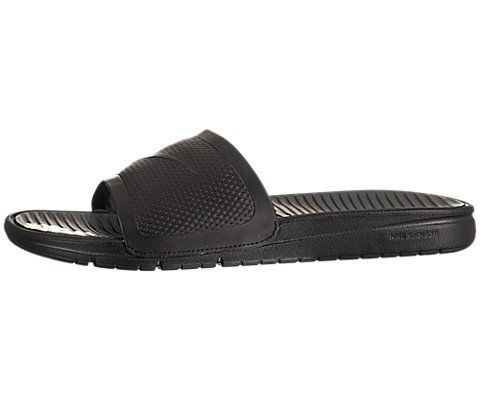 079cace4606da1 Nike Benassi Solarsoft Slide. Nike Mens Benassi Solarsoft Slide Sandal 8 DM  ...