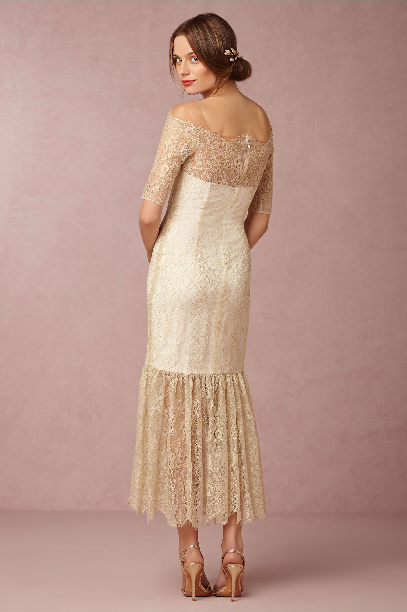 Mia Dress in Bride Wedding Dresses at BHLDN | dresses | Pinterest