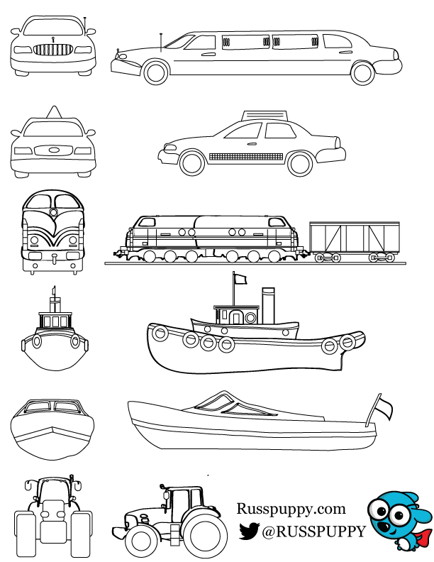 Free Toddler Cars coloring pages | Cars coloring pages ...