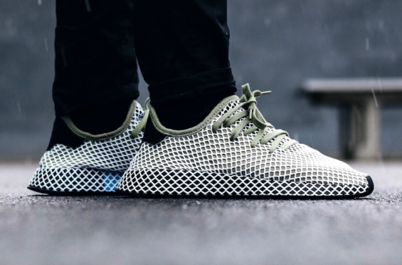 adidas adidas Originals Deerupt 'Blue White' at Soleheaven Curated Collections