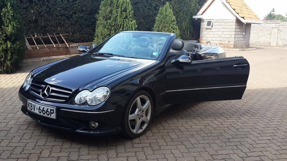 The Best Prices On New And Used Cars In Kenya 2006 Mercedes Benz