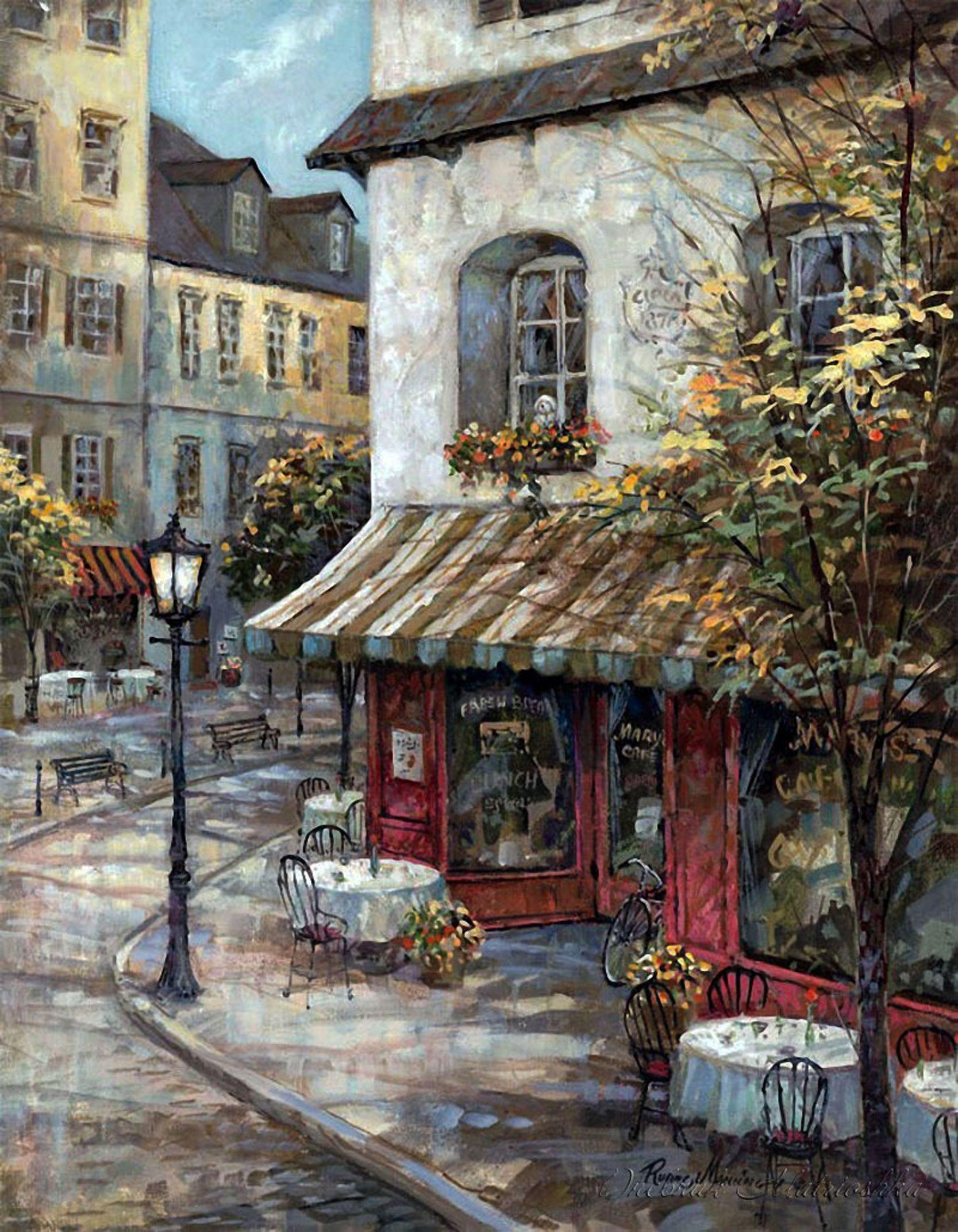 Ruanne Manning | Painting-Landscapes | Pinterest | Bilder