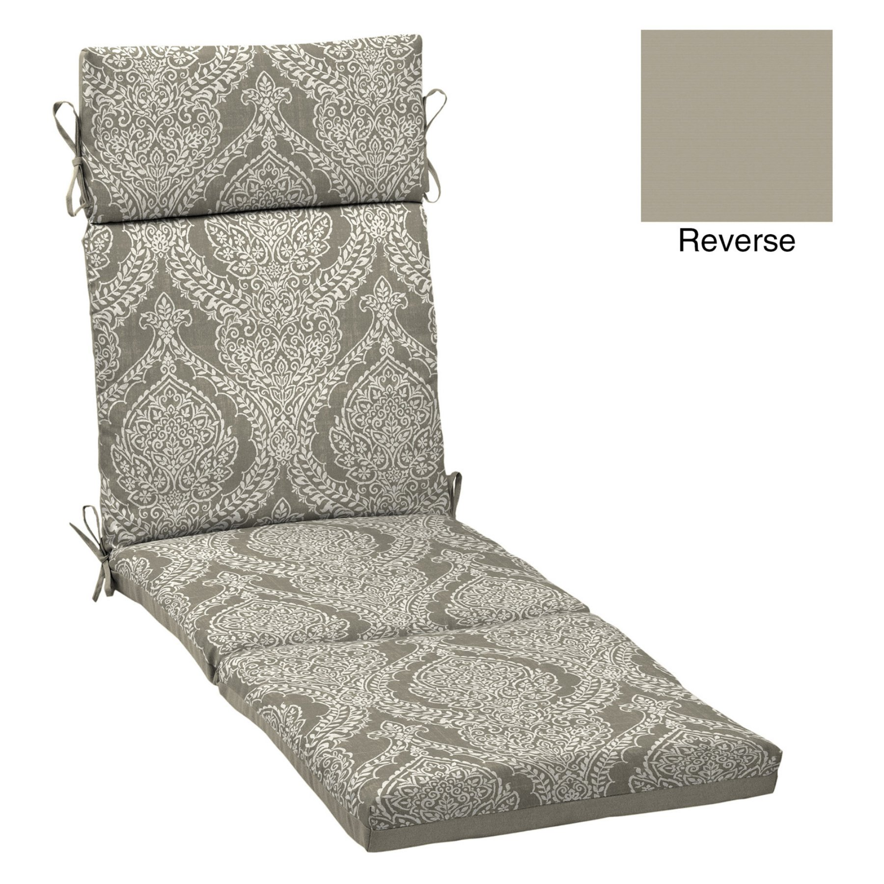 Better Homes & Gardens Outdoor Patio Chaise Lounge Cushion