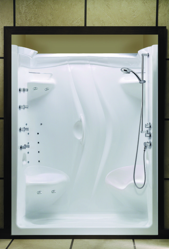 One Piece Shower Units for Modern Bath Design  Wonderful Hiddle Design Idea  Plan White Color One Piece Shower Units Design Ideas Combined Wi One Piece Shower Units That Fit And Perfect For My Bathroom  . One Piece Tub Shower Enclosure. Home Design Ideas