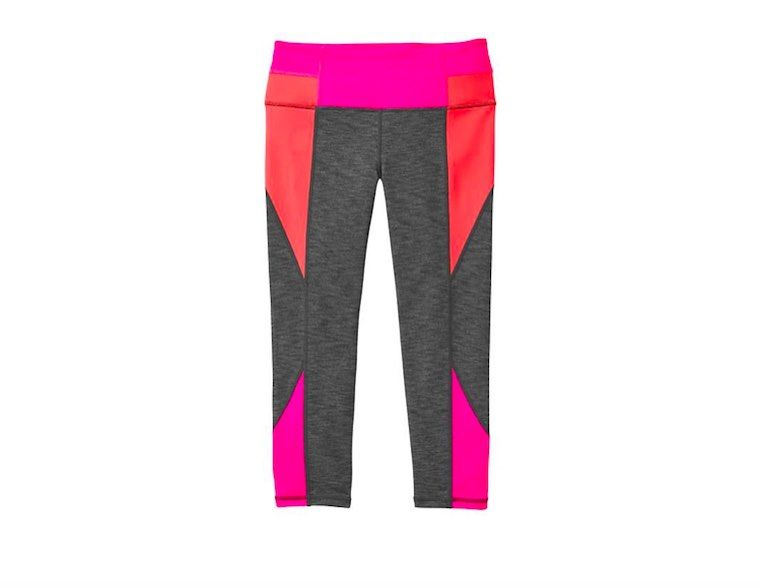 Your guide to finding your fitness fashion match for in-between-season moments.