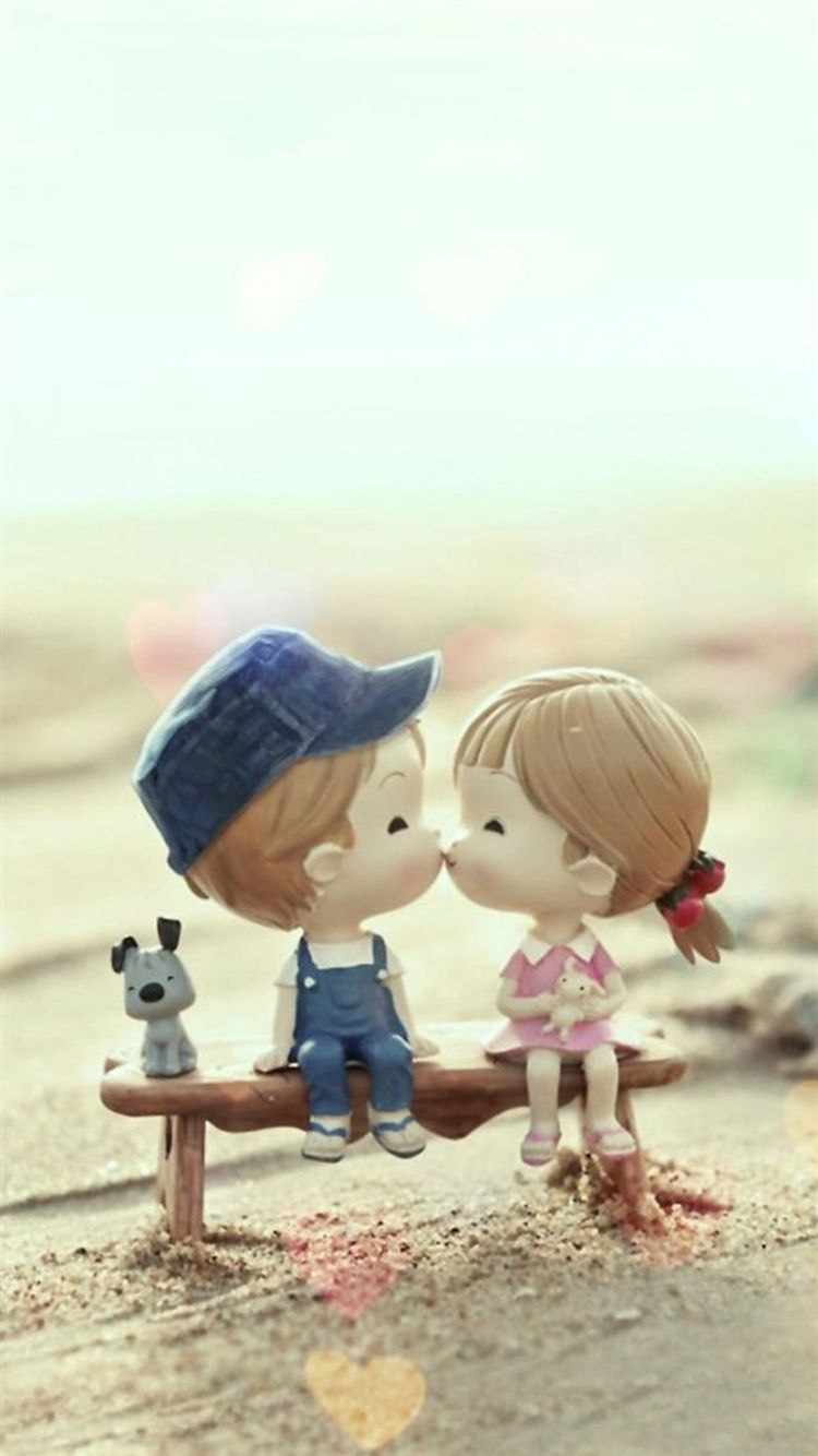 Tap And Get The Free App Art Creative Love Boy Girl Kiss Hd