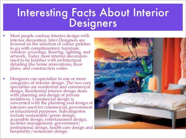 Charmant Interior Design Facts   Google Search
