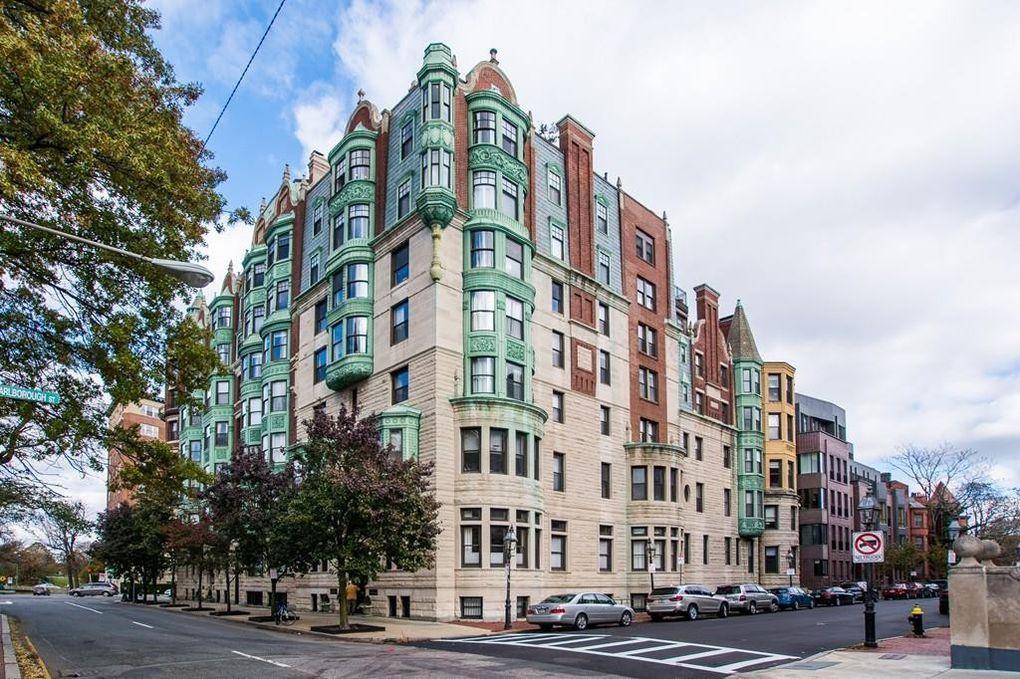 10 Charlesgate E Apt 701 Boston Ma 02215 Street View Building Building A House