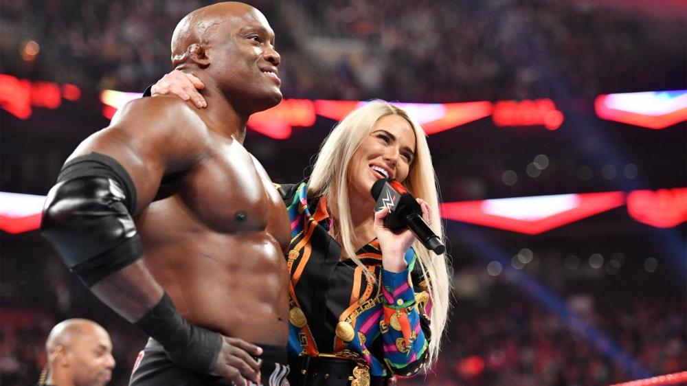 Photos Lana Drops A Bombshell Lashley Steamrolls No Way Jose Wrestling News Wwe News Wwe