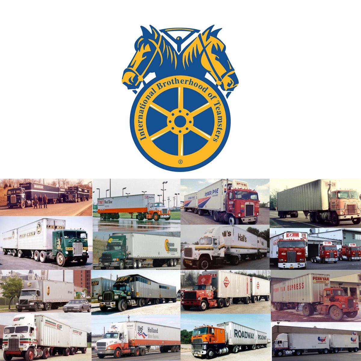 Teamsters in 2020 Truck transport, Big rig trucks