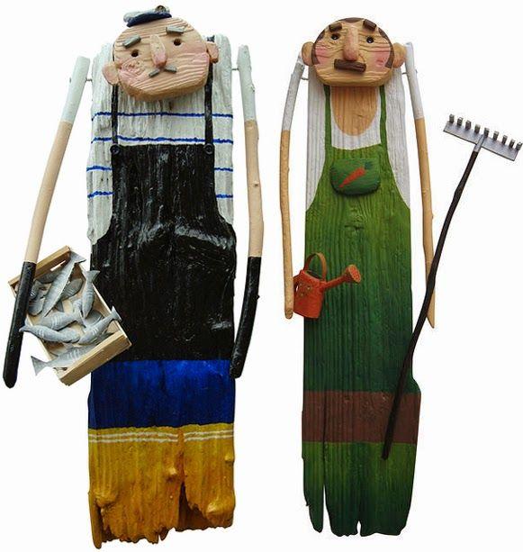 Gente de madeira – Bem Legaus