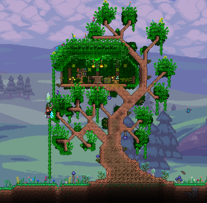 Tree house porn