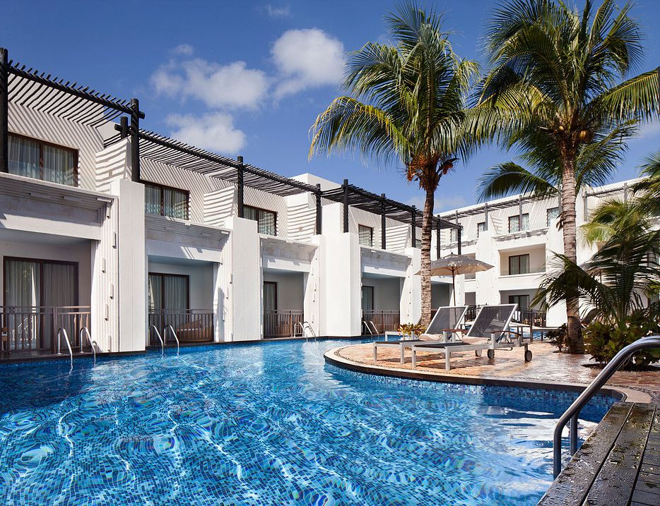 Resort In Riviera Maya Mexico