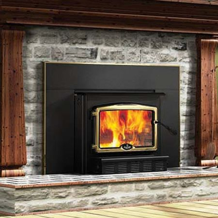 Osburn 2000 Wood Stove Insert Fireplace Inserts Country Fireplace Wood Burning Fireplace Inserts