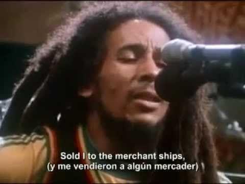 Redemption Song Bob Marley Subtitulada Al Español Bob Marley Mercader