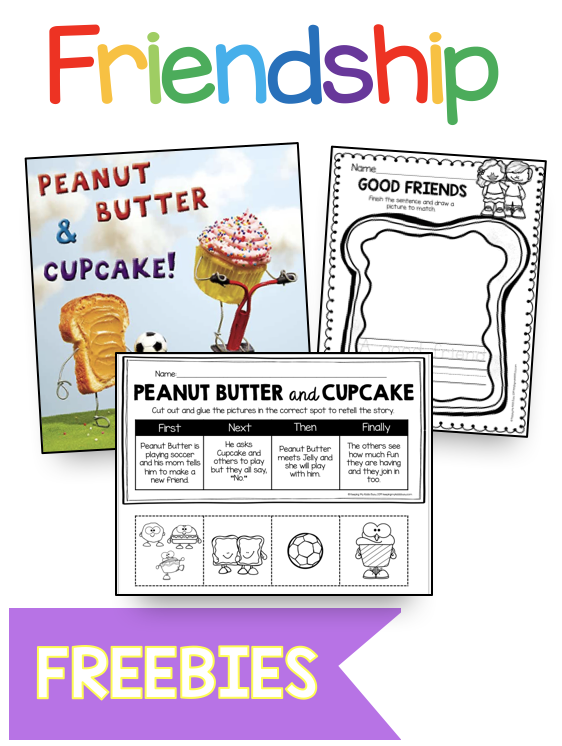 All About Friendship Free Activities Keeping My Kiddo Busy Social Emotional Learning Activities Social Skills Activities Social Skills Lessons