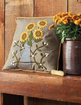 Harvest Garden - Stitch and Enjoy Autumn's Treasures