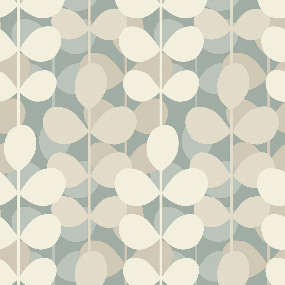 The Wallpaper Company 56 sq. ft. Multi Color Large Modern