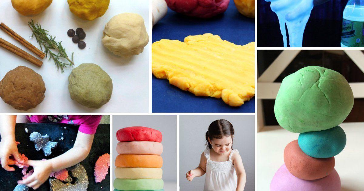Recettes pour fabriquer de la pâte à modeler (avec images) | Pate a modeler, Recette, Faire ses ...