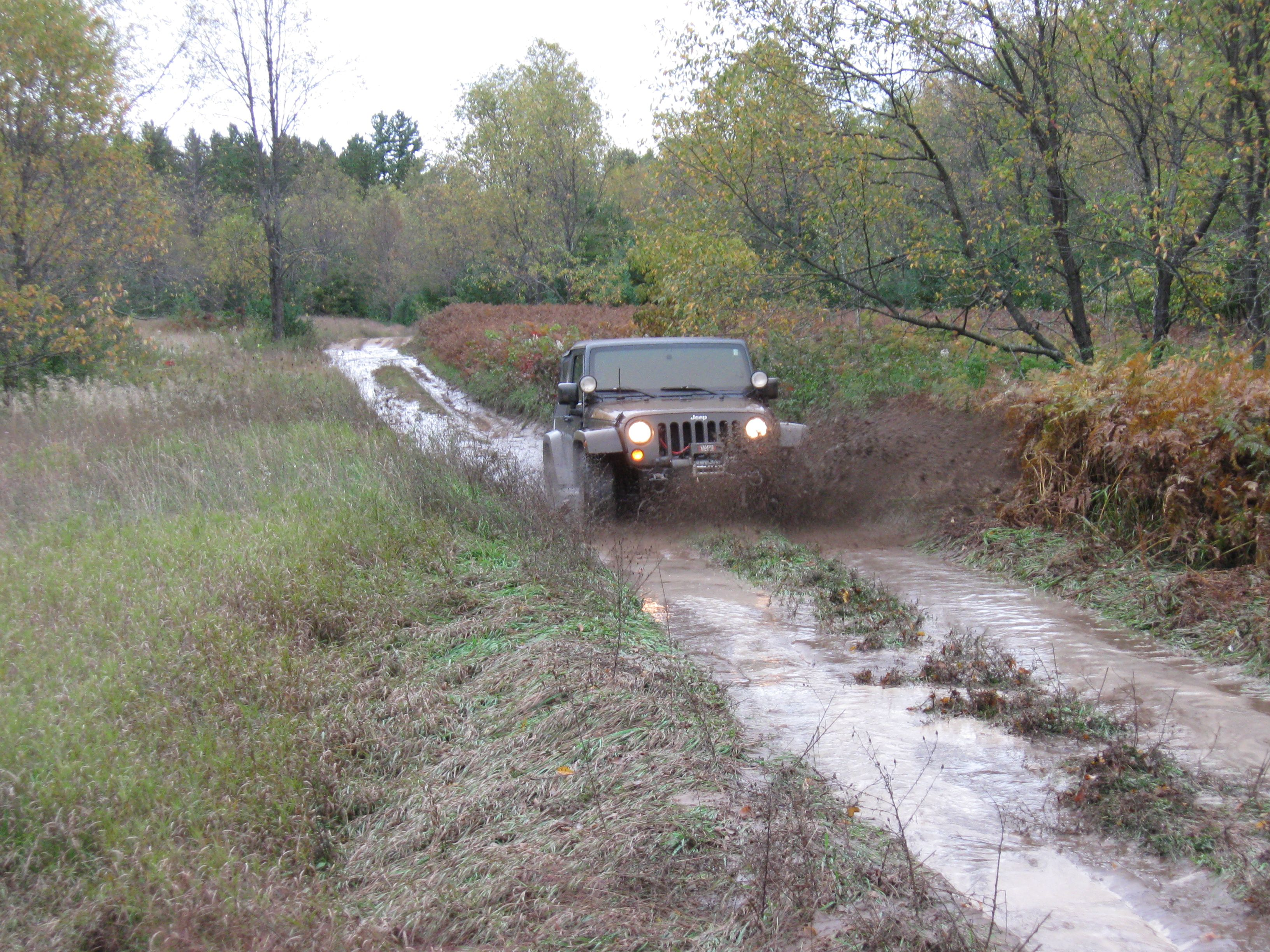 Just North Of Harbor Springs You Ll Find Off Road Trails With Beautiful Views Jeep Trails Harbor Springs Offroad