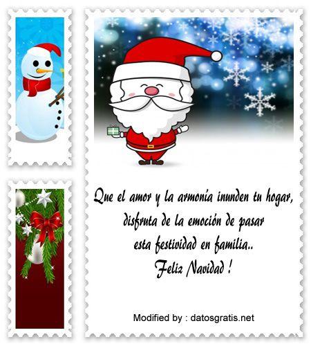 Frases para enviar en navidad a amigos frases de navidad - Postales de navidad bonitas ...