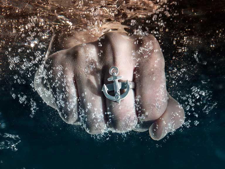 Ahoy ring by michael mueller shapeways 3d printing