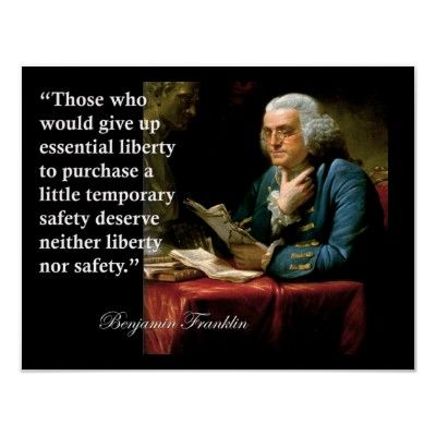 Benjamin Franklin Liberty Freedom Quote Print Zazzle Com Freedom Quotes Founding Fathers Quotes Ben Franklin Quotes