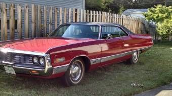 1970 Chrysler New Yorker Chrysler New Yorker
