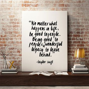Taylor Swift Quote For Fashion Print Fashion Wall Art For Girls Room Decor Large Fashion Art Inspiration Bedroom Themes Taylor Swift Quotes Girls Room Decor