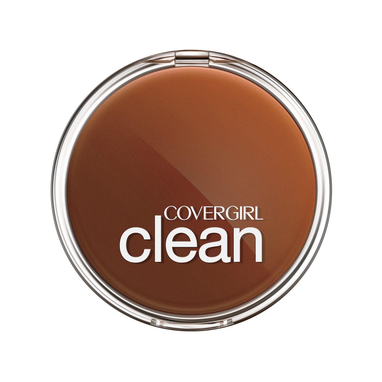 COVERGIRL Clean Pressed Powder Foundation Natural Beige