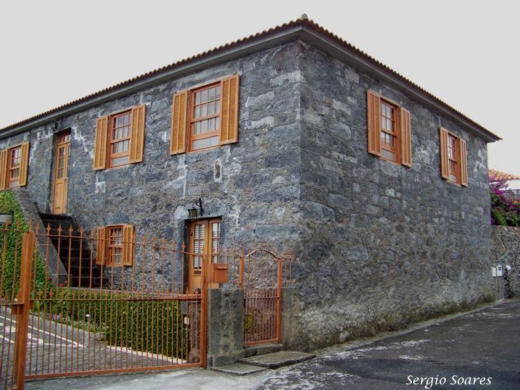 Casa De Pedra Basalto Basalto Pinterest