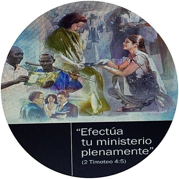 Efectua Tu Ministerio Plenamente Jw Org Vintage Etsy