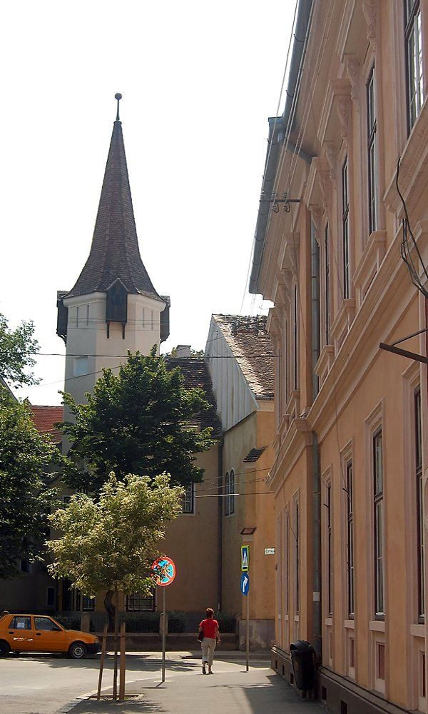 Sibiu, Transylvania, Romania | by Otmar Rothbächer