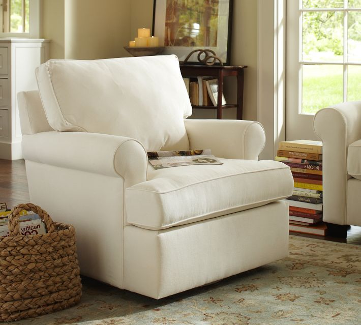 Pottery Barnu0027s Armchairs, Living Room Chairs And Accent Chairs Are  Comfortable And Built To Last. Arm Chairs And Accent Chairs Come In A Range  Of Styles.