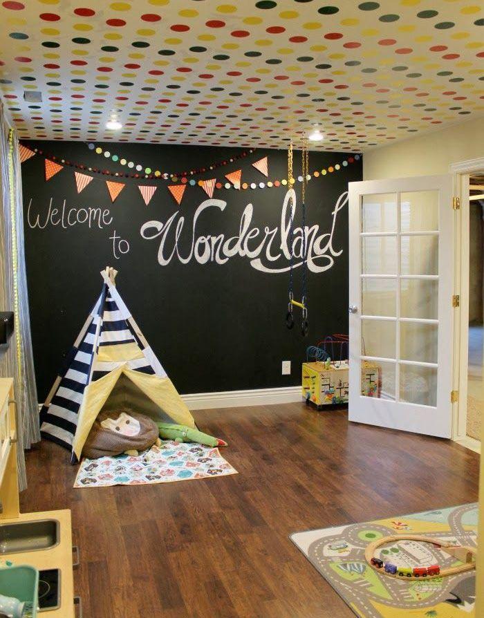 25 adorable kids playroom ideas that every child will love diy rh pinterest com au