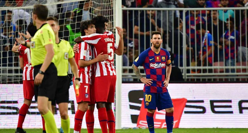 Ver Barcelona vs Atletico Madrid EN VIVO ONLINE 30/06/2020