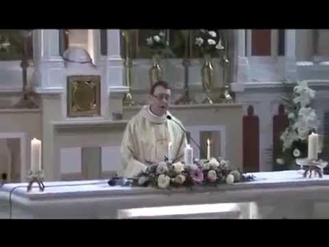 Priest Irish Wedding Sensation Singing