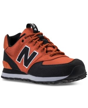 watch 39846 b372a New Balance Men's 574 Outdoor Escape Casual Sneakers from ...
