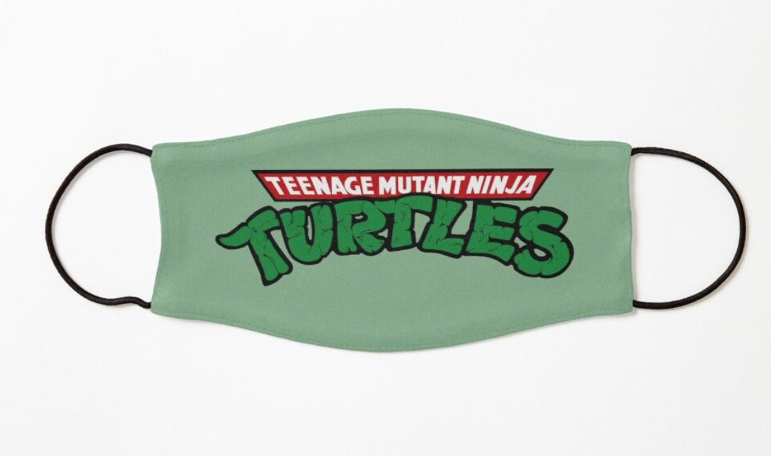 Teenage Mutant Ninja Turtles Kids Mask By Nesti777 Ninja Turtle Mask Teenage Mutant Ninja Turtles Teenage Mutant