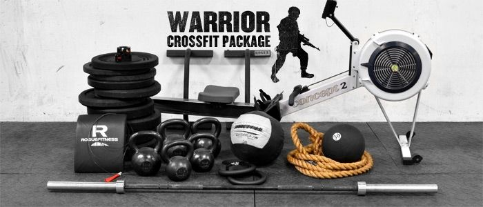 Warrior crossfit package complete packages